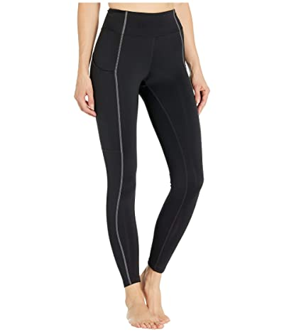 ASICS Thermopolis Tights (Performance Black/Graphite) Women