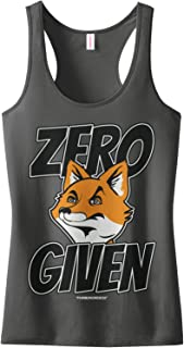 Women's Zero Fox Given Racerback Tank Top
