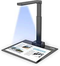 $129 » Document Camera for Teachers and Classroom, 13MP USB, Virtual Online Learning, Portable Scanner, Not Compatible with MAC, ...