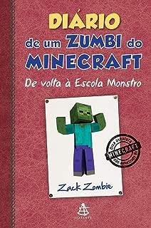 Diário de Um Zumbi do Minecraft. De Volta à Escola Monstro (Em Portuguese do Brasil)