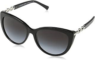 62b029c4edc Michael Kors MK2009 300511 Black Gstaad Cats Eyes Sunglasses Lens Category  3 Le