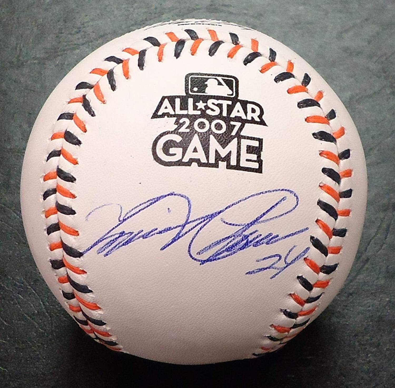 Miguel Cabrera Signed Baseball  2007 All Star Game  Autographed Baseballs