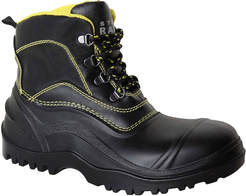 Country Sicherheits-Stiefel S5 EN 345 black   44