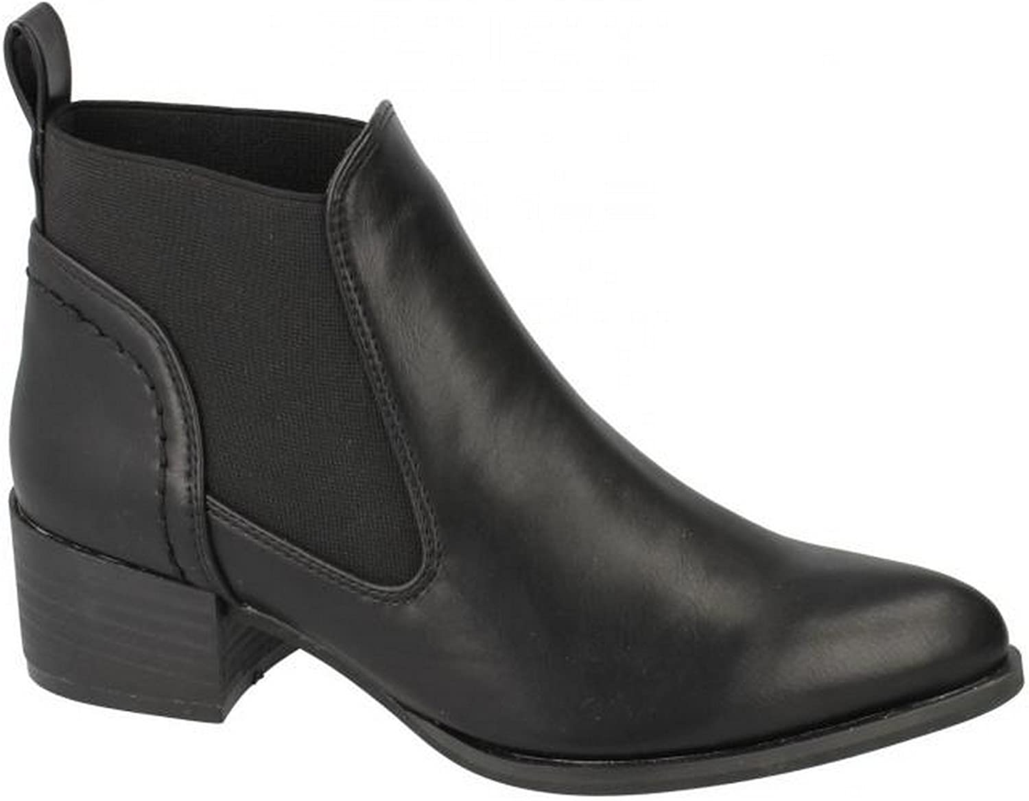 Spot On Womens Ladies Ankle Boots