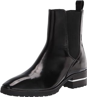 Dolce Vita Women's Dressy Chelsea Bootie Ankle Boot, BLACK, 7