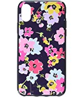 Kate Spade New York - Jeweled Wildflower Phone Case for iPhone XS