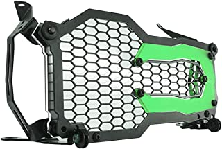 N\A Lente del Faro For B-M-W R1200GS LED Faro Rejilla del Protector de Lense Cubierta for B-M-W R 1200 GS LC ADV 13-18 acr/ílico Accesorios de la Motocicleta