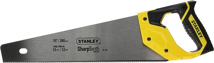 STANLEY 20-526 15 12 puntas/pulgadas sierras afiladas