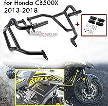 NC750X//S Alpha Rider Kickstand Support for Honda CB500X NC700X//S XL700V Black 13+