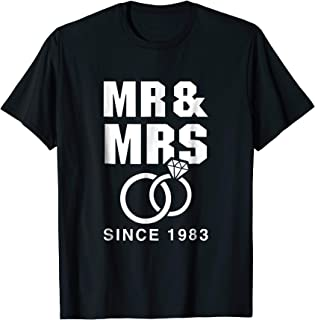 Happy 34th Anniversary Gift Married in 1983
