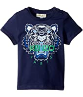 Kenzo Kids - Tee Shirt Classic Tiger (Infant)