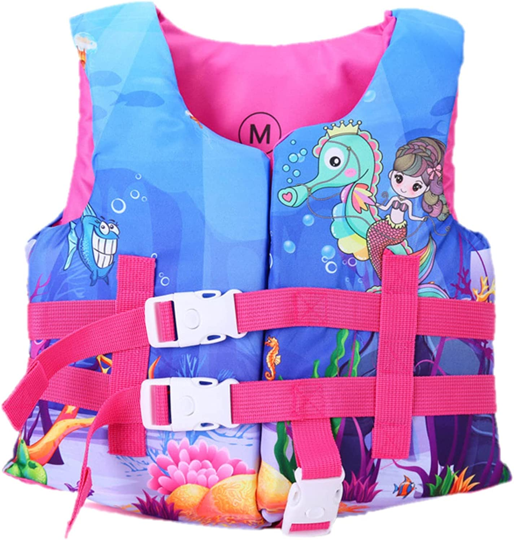 Kids Swim Vest for Children Milwaukee Mall Swimming Train Summer Manufacturer direct delivery Cartoon Jacket