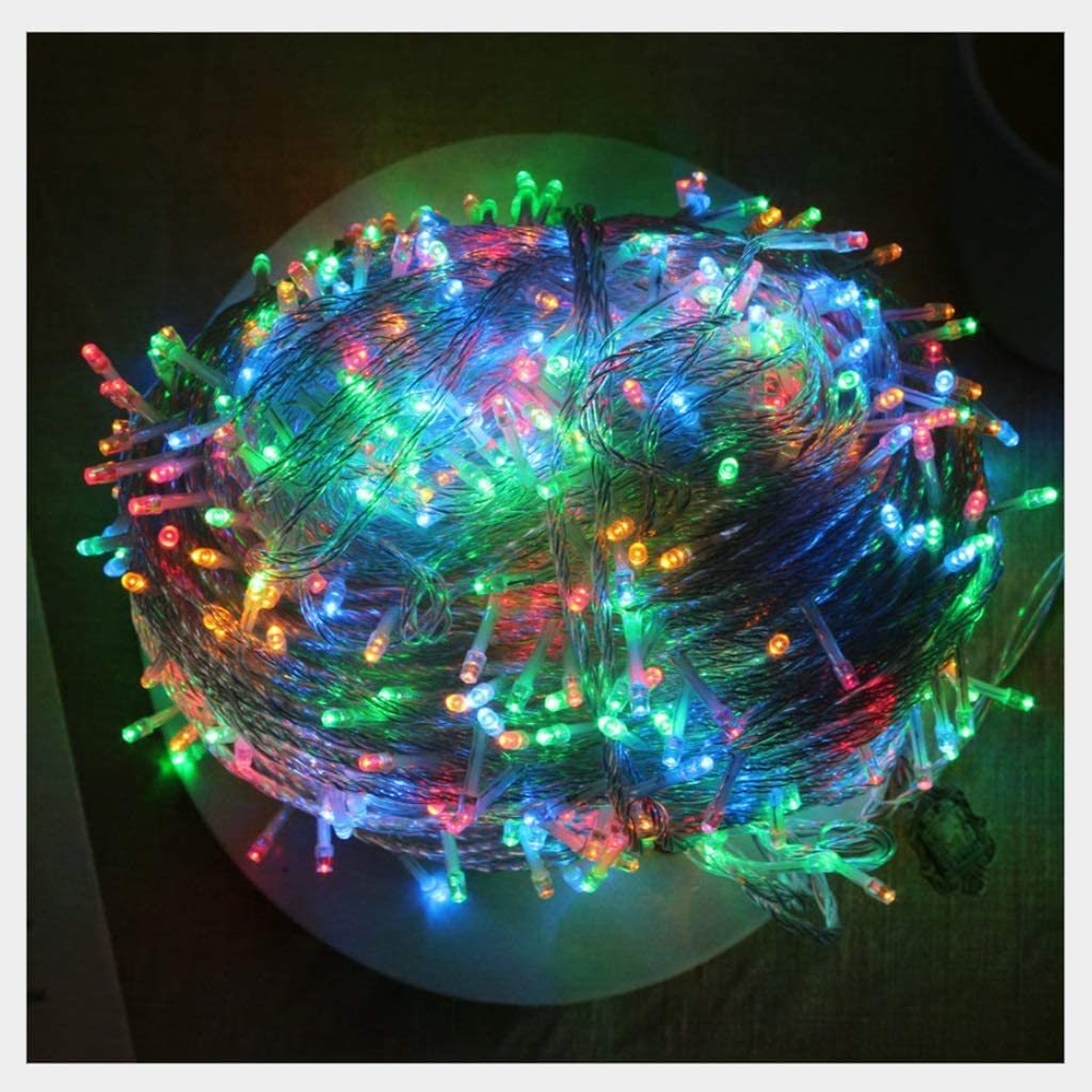 New product WDWL Outdoor Indoor Fairy Lights,100M Max 81% OFF 8 Lights~2000 600 Lights