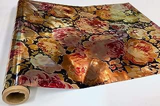 Metallic Foil - Baylee Flowers - Decorative Trasfer Roll 12