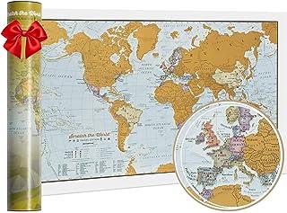 Scratch the World travel 2017