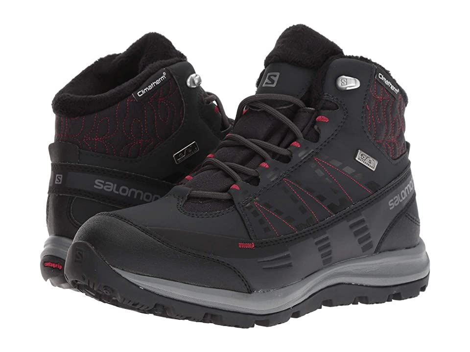 Salomon Kaina CS WP 2 (Phantom/Black/Beet Red) Women