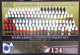 The Army Painter: The Complete Wargamers Paint Set - Limited Edition