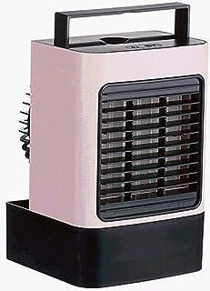Ldd De Carga USB Mini portátil de Aire Acondicionado Ventilador Inicio Nevera Refrigerador de Aire Oficina para el hogar Sala Cocina Dormitorio