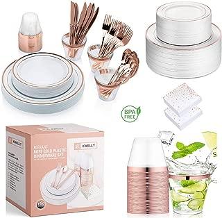 Best bridal shower plastic plates Reviews