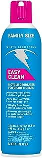 White Lightning Easy Clean Bike Cleaner Aerosol, 6.35-Ounce