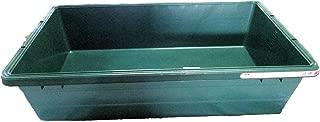 大和技研 タフブネEX 120型 グリーン プラスチック強靭舟