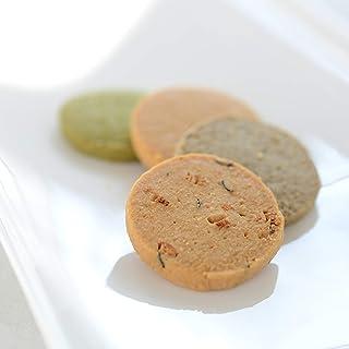 生おから使用・おからクッキー『かんでね。』 (お得な28枚入りもあります)価格や量よりも素材を気にする方へ 完全国産素材 マーガリン不使用 咀嚼習慣 低糖質 美味しい … (アソート, 8枚)