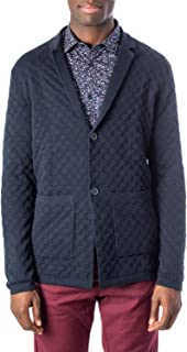 Luxury Fashion | Armani Exchange Mens 8GZG1HZMU5ZBLUE Blue Blazer | Fall Winter 19