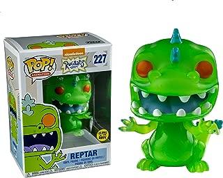 Funko Pop Nickelodeon Rugrats TV Reptar Entertainment Earth Exclusive Vinyl Figure Glow in the Dark 227