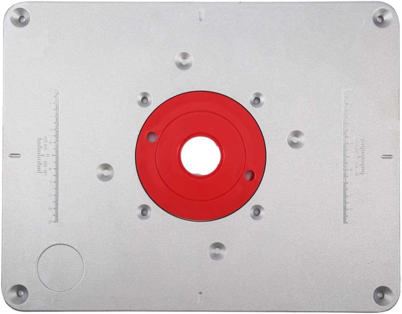 EVTSCAN Router Table Plate 300mm 9.5mm OFFicial DIY Tab Complete Free Shipping 235mm x