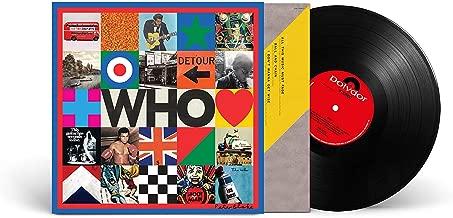 the who vinyl records