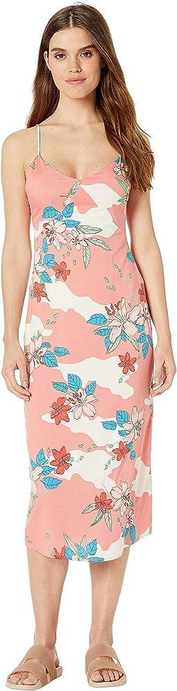 f020d26418 Jessica simpson floral lace midi dress