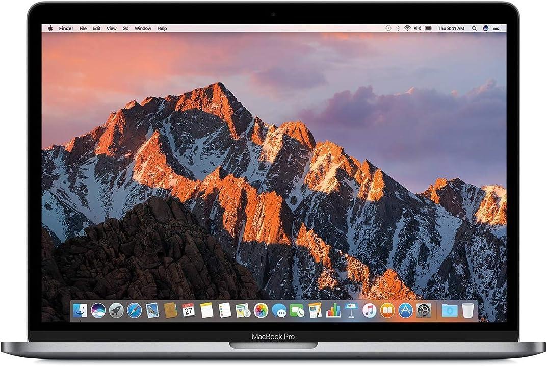 Macbook pro 2.3ghz apple intel core i5 di settima generazione 13.3