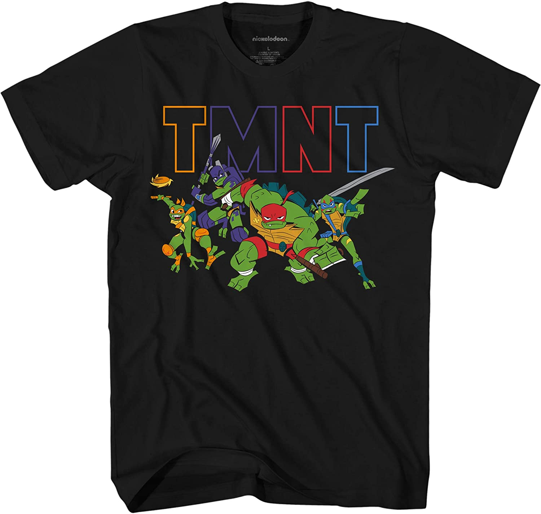 New Personalized Character TMNT Leo Birthday Shirt