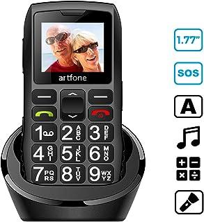 Teléfono Móvil para Personas Mayores Teclas Grandespara