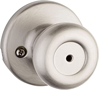 Kwikset 93001-924 Tylo Privacy Bed/Bath Knob In Satin Nickel