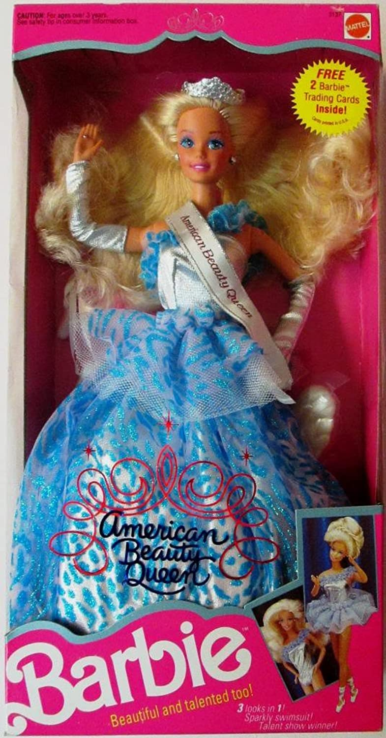 American Beauty Queen Barbie Doll [Holiday Gifts]