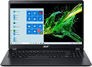 Acer Aspire 3 A315 Notebook with 10th Gen Intel Core i3-1005G1 Dual Core Upto 3.40GHz/4GB DDR4 RAM/256G PCIe NVMe SSD/Inte...
