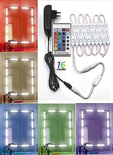 CITRA Plastic Wall Mirror Light Kit (Multicolour_13 Ft)