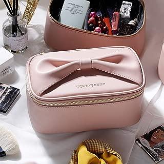 bow makeup bag