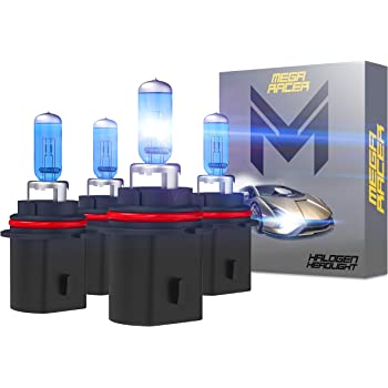 Low /& High Beam 9008 Golden Yellow Xenon HID Headlight Bulb Hipro Power H13