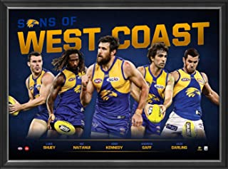Sport Entertainment Products West Coast Eagles 'Sons of West Coast'