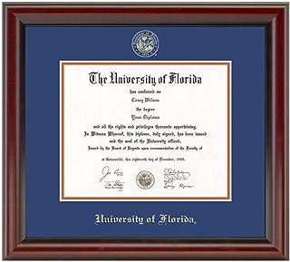 M. LA HART University of Florida Diploma Frame, The Fidelitas