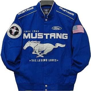Mustang Racing Cotton Jacket JH Design Size XLarge