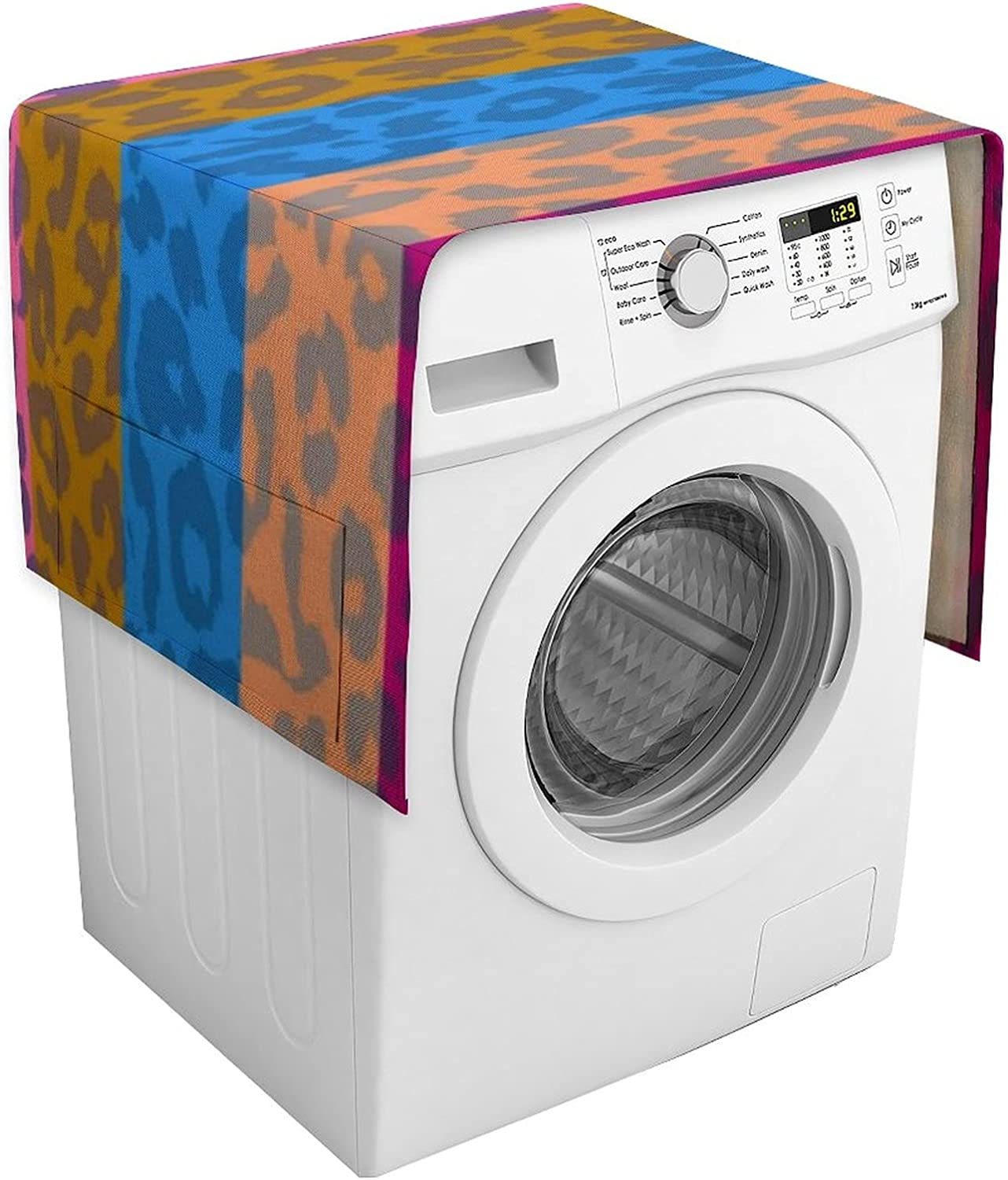 All items free shipping Multi-Purpose Washing Max 51% OFF Machine Covers Protector Appliance Washer