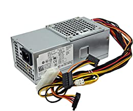ANPBAORE New D250AD-00 H250AD-00 7GC81 250W Power Supply Unit PSU for Dell Optiplex 390 790 990 3010 Inspiron 530s 540s 545s 560s 620s Vostro 200s 220s 230s 260s Slim Desktop DT Systems