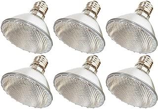39 Watts Halogen Light Bulbs 39W 120V PAR30 Narrow Flood High Output Spotlights for Track Lighting Bulbs, Recessed Can, 39PAR30/NFL (50W Replacement) (50PAR30) Indoor and Outdoor, E26 Base, 2700K Pac