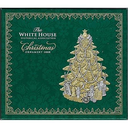 IOB White House Christmas Ornament 2007 Cleveland/'s Wedding 1886