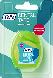 Waxed Dental Tape with Mint 40M