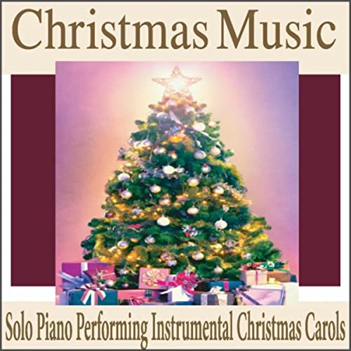 Stream Christmas Music.Christmas Music Solo Piano Performing Instrumental