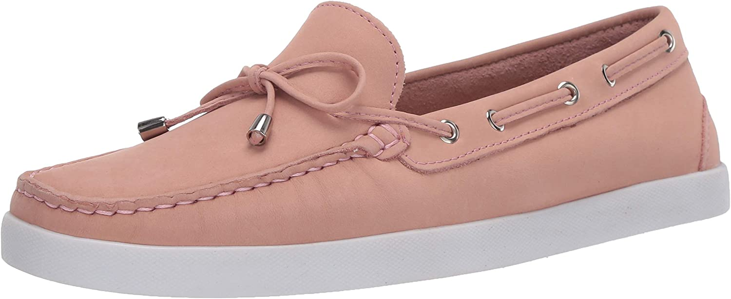 Driver Club USA Women's Leather Made with Ti in Brazil Boat New popularity Ranking TOP6 Shoe